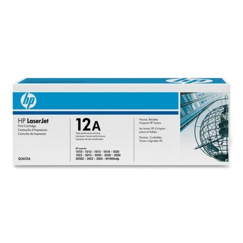 заправка картриджа HP 12A (Q2612A) 2