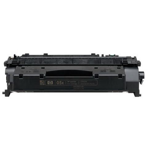 заправка картриджа HP 05X (CE505X) 3