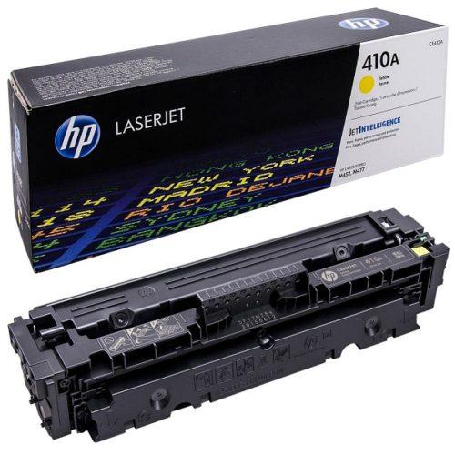 заправка картриджа HP 410A (CF412A) 2
