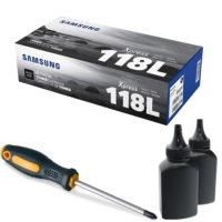 заправка картриджа Samsung MLT-D118L