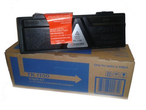 заправка картриджа Kyocera TK-1100 2