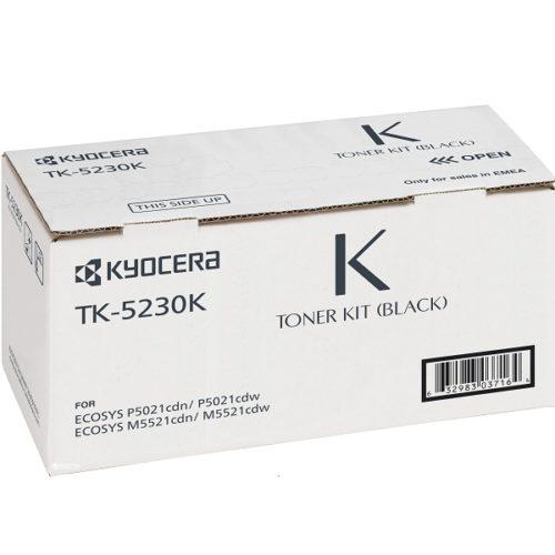 заправка Kyocera TK-5230K 2