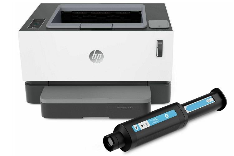 принтер hp laser 1000w для дома