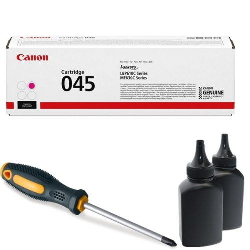 заправка картриджа Canon 045M (1240C002AA) в Москве