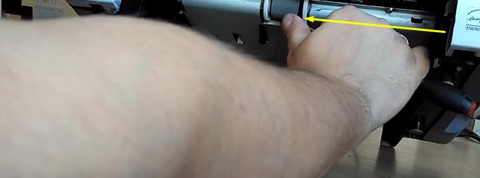 ремонт ролика захвата Samsung SCX-4200