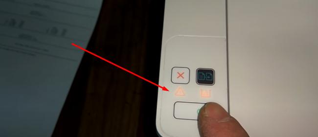 HP M28 не печатает без чипа