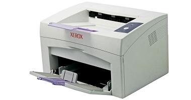 Xerox Phaser 3117 заправка